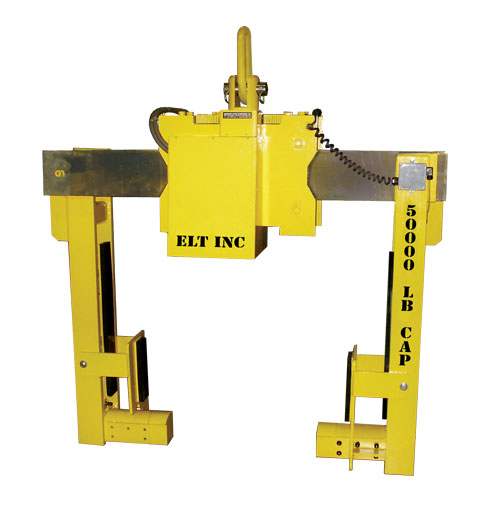 telescoping coil lifters by ELT / Engineered Lifting Technologies