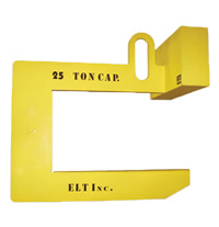 coil hook / c-hook by ELT / Engineered Lifting Technologies