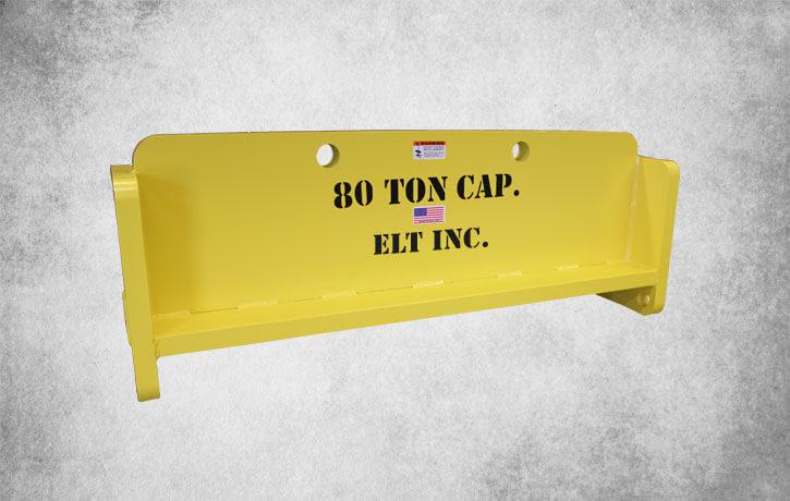 ELT's nacelle beam custom made