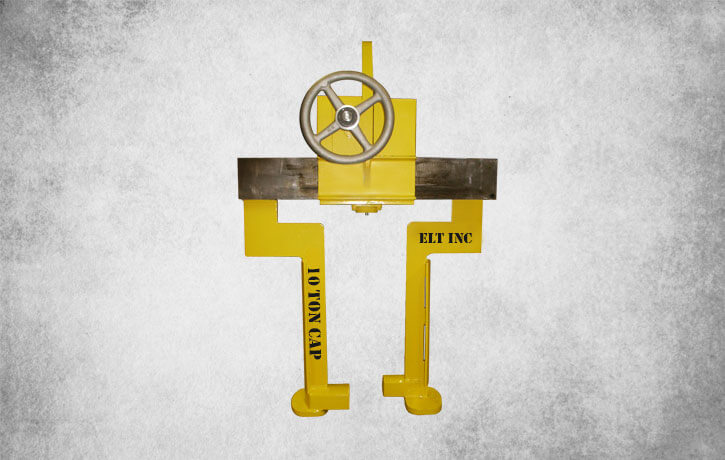 "ELT manufactures ""Telescopic Coil Lifter"" perfect for your job"